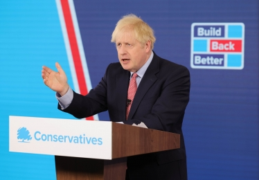 Boris Johnson: Read the Prime Minister's Keynote Speech in full